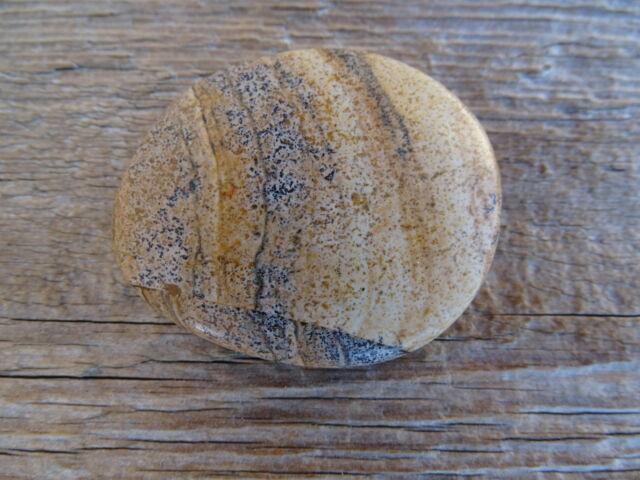 Kép Jáspis lapos ásvány marokkő