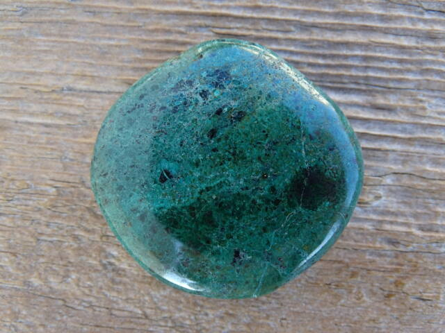 Krizokolla lapos ásvány marokkő