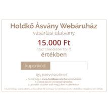 Vásárlási utalvány 15.000 Ft értékben